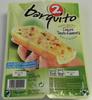 Barquito Chèvre Tomate Emmental - Produit