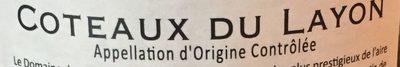 Coteaux du layon - Ingredients
