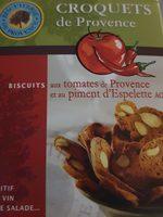 Croquets de provence - Produit