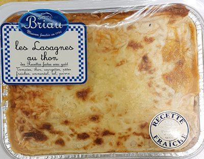 Les Lasagnes au Thon - Product