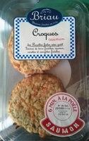 Croques saumon - Product - fr
