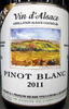 Vin d'Alsace Pinot Blanc 2011 - Product