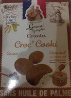 Céréales Croc cooki - Produit - fr