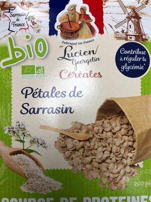 Petales de sarrasin - Product - fr