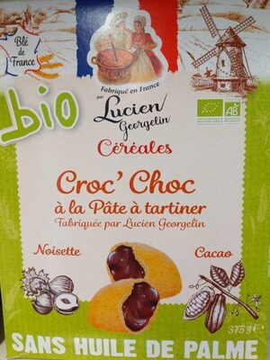 Croc choc - Product - fr