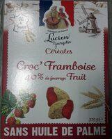 Croc'framboise - Product - fr