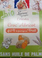Croc'abricot - Product - fr