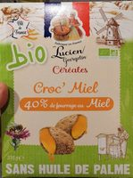 Croc'miel - Product - fr