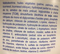 Modilac Expert Riz Croissance 3 - Ingrédients - fr