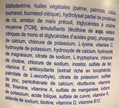 Modilac Expert Riz Croissance 3 - Ingrédients