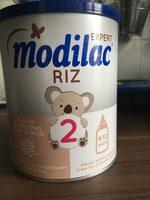 Modilac expert riz (6-12 mois) - Produit - fr