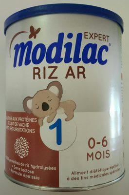 Modilac Expert Riz Ar 1 De 0 À 6 Mois - Product - fr