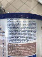 Modilac Expert Riz Ar 1 De 0 À 6 Mois - Ingredients - fr