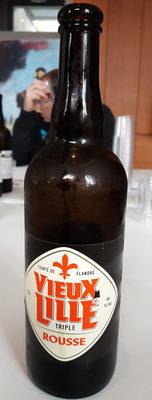 Vieux Lille rousse - Product - fr