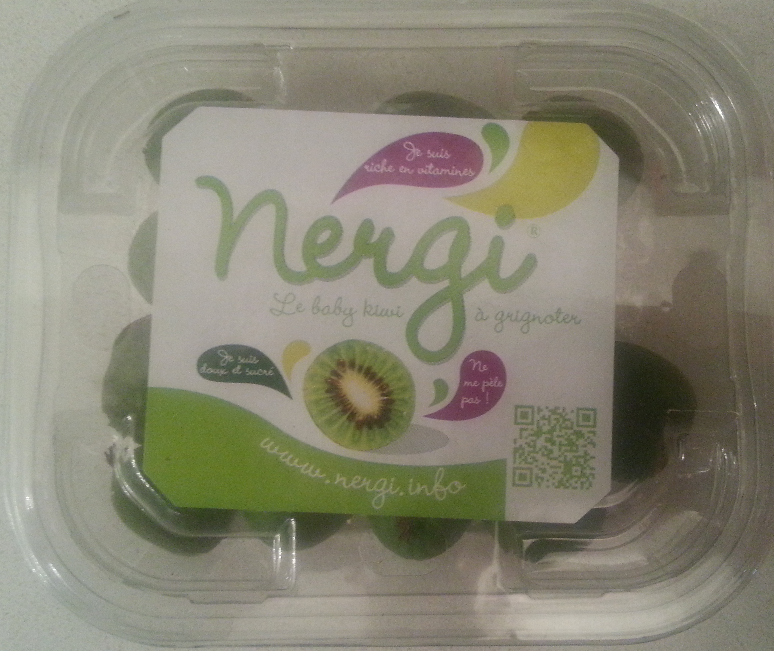 Baby kiwi à grignoter - Product - fr