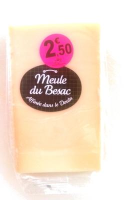 Meule du Besac (34 % MG) - Produit - fr