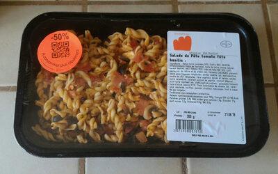 Salade de Pâtes tomate feta basilic - Produit