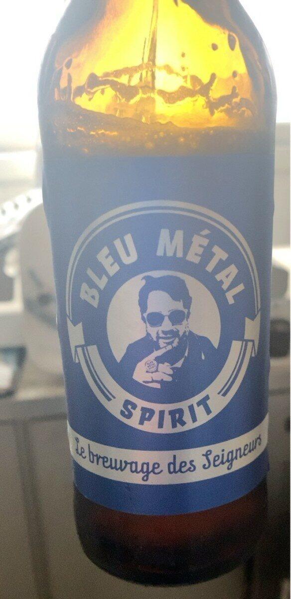 Bleu metal spirit - Product - fr