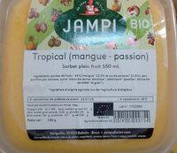 Tropical (Mangue-Passion) - Prodotto - fr