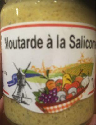 Moutarde à la Salicorne - 1
