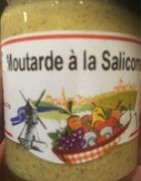 Moutarde à la Salicorne - Produit - fr