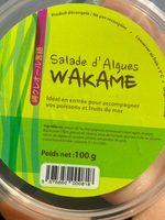 Salade d'algues WAKAME - Product