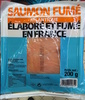 Saumon Fumé - Product