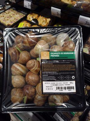 Escargots de Bourgogne préparés à la bourguignonne - 3