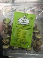 Escargots petits gris préparés surgelés - Product - fr