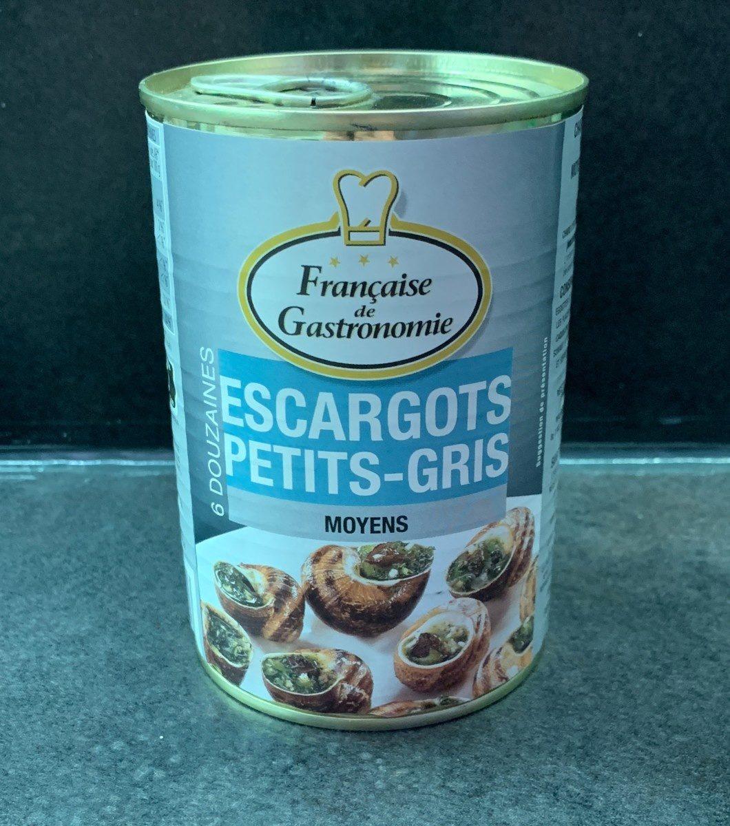 Escargots Petits-Gris - Produit - fr