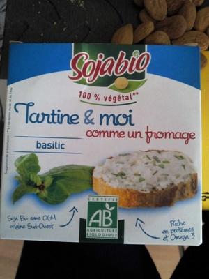 tartine & moi basilic - Product - fr