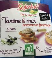 Tartine&moi Soja - Produit - fr