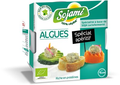 Sojami Apéritif Algues - Product