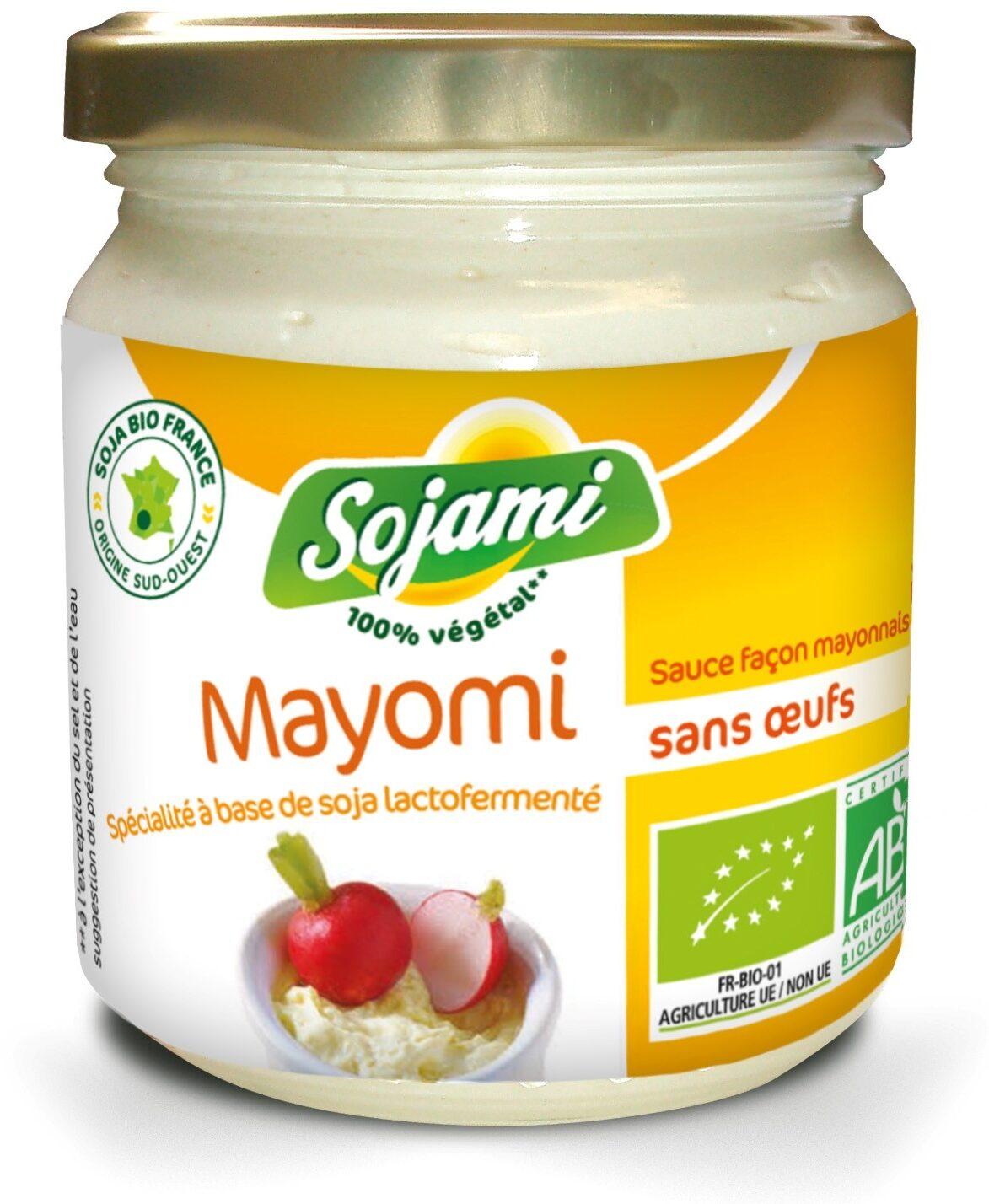 Mayomi - Sauce façon mayonnaise - Product
