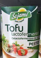 Tofu lactofermenté pesto - Product - fr