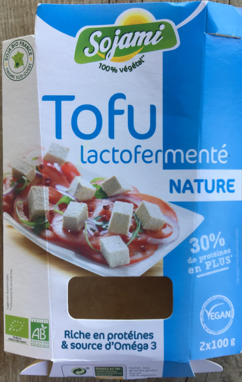 Tofu Lactofermenté Nature - Product - fr