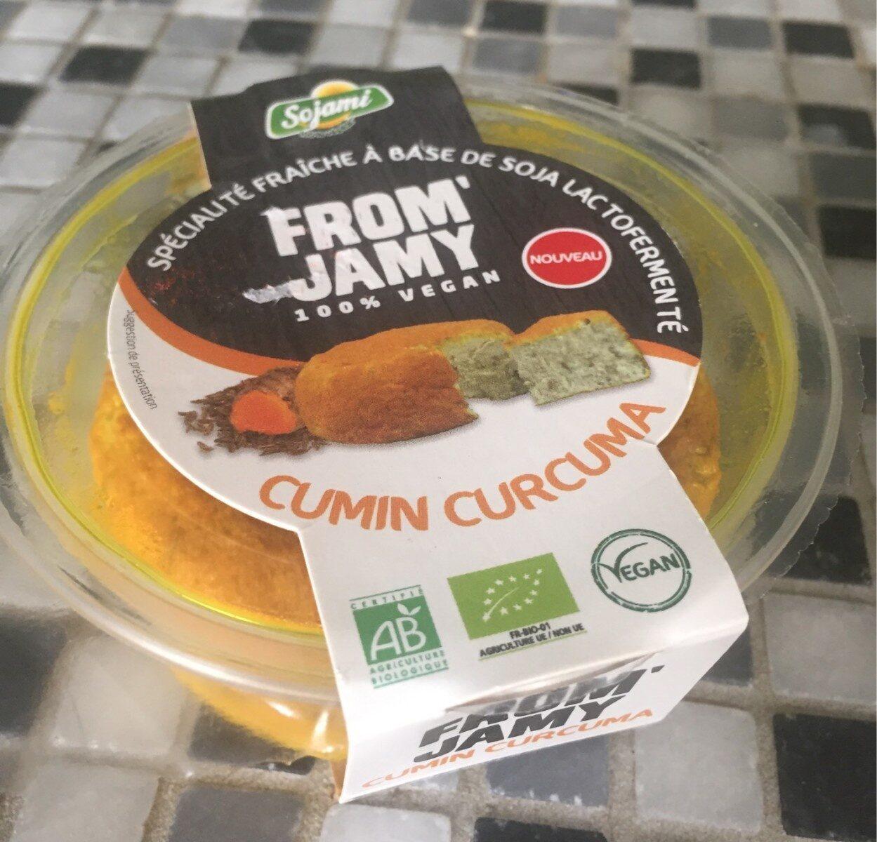 From Jamy Cumin curcuma - Product