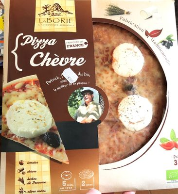 Pizza Au Chevre - Product - fr