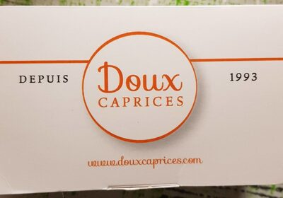Doux caprices confiseries traditionnelles antillaises - Produit - fr