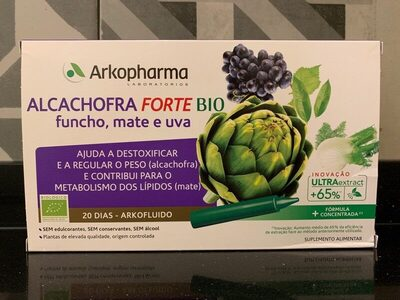 Alcachofa - Product