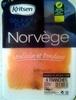 Saumon Fumé Norvège - Produit