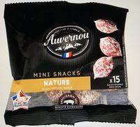 Mini saucisson sec pur porc - Product
