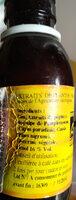 Extrait de Pépins de Pamplemousse - Ingredients
