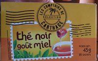 The Noir Gout Miel - Produit