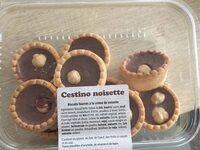 Biscuits Fourrés à la Noisette - Produit - fr