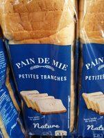 Pain de Mie Petites tranches - Produit - fr