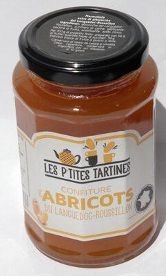 Confitures d'abricots - Produit - fr