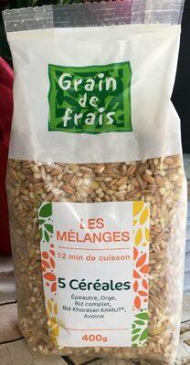 Mélange 5 Céréales - Produit - fr