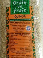 Quinoa - Product - fr