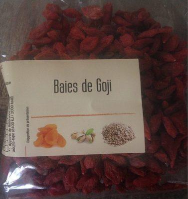 Baies De Goji séchées - Product - fr